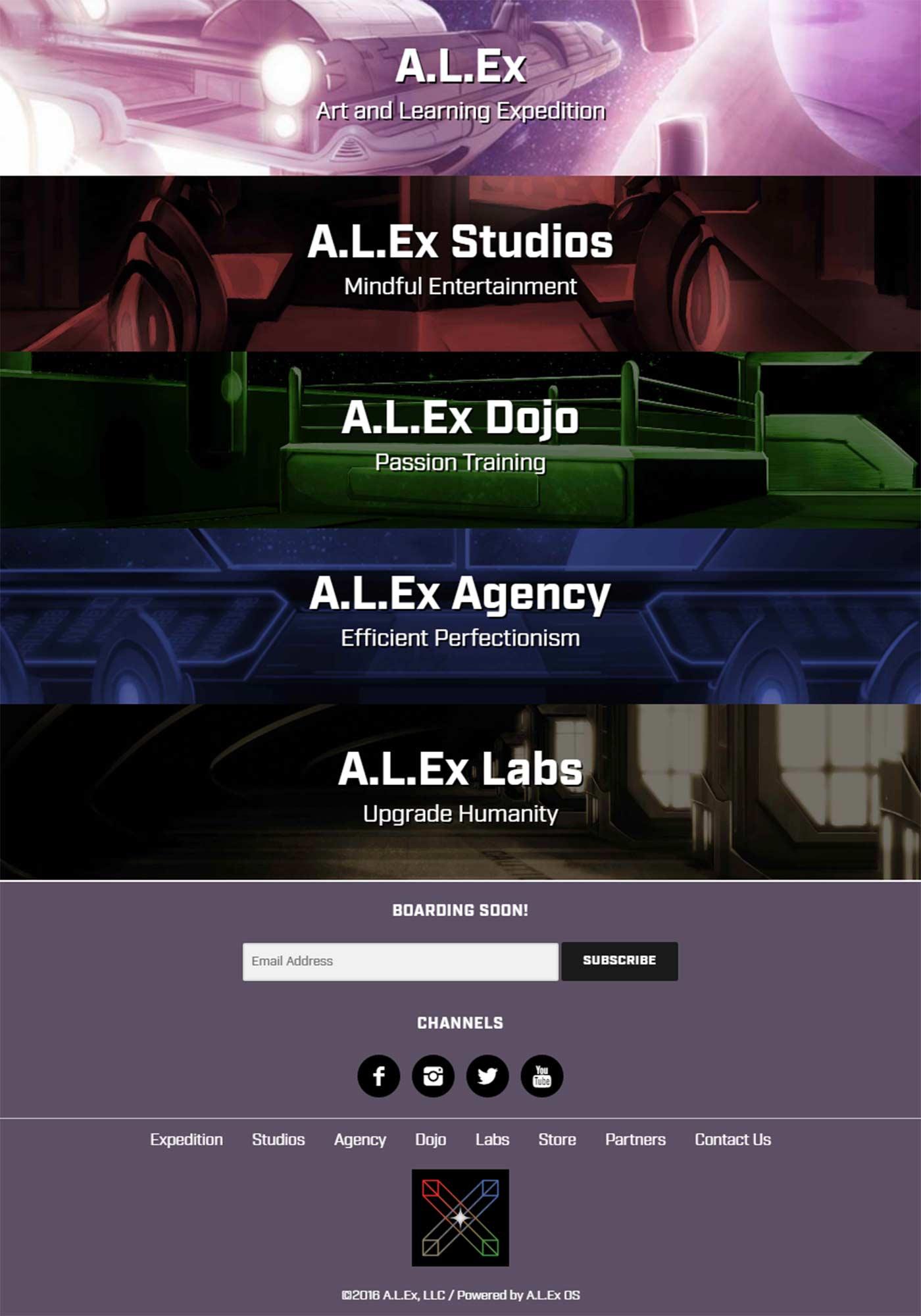 A.L.Ex, LLC